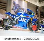 Постер, плакат: Suzuki GSX RR 2015 edition