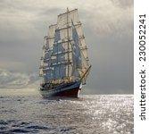 Sailing After A Storm. Series...