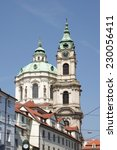 Dome Of Saint Nicolas Church ...