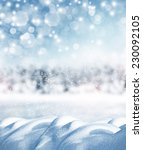 winter forest | Shutterstock . vector #230092105