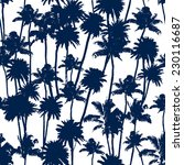 Vector Palm Trees Illustration...