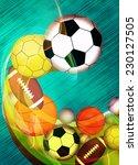 Sport Advert Poster Or Flyer...