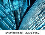business towers at night | Shutterstock . vector #23015452