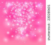 Sparkle Pink Background With...