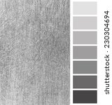 silver  scratched metal color... | Shutterstock . vector #230304694