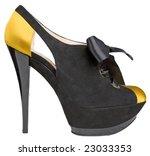 shoe | Shutterstock . vector #23033353