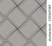 vector seamless pattern. modern ... | Shutterstock .eps vector #230369389