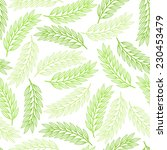 seamless pattern design with... | Shutterstock .eps vector #230453479