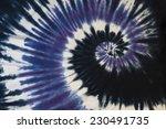tie dye abstract design   Shutterstock . vector #230491735