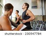 sport  fitness  lifestyle ... | Shutterstock . vector #230547784