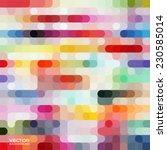 abstract vector background | Shutterstock .eps vector #230585014