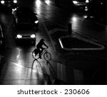 Picture Of A Bike Commuter...