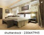 modern bedroom interior | Shutterstock . vector #230647945