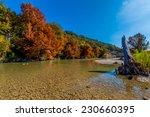 Fall Foliage At Guadalupe Stat...