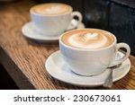 cappuccino   Shutterstock . vector #230673061