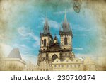 Old Town Hall In Prague....