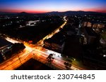 Intersect Night City Traffic I...