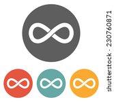 infinity symbol | Shutterstock .eps vector #230760871