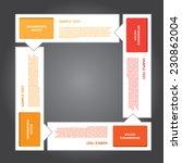 the vector work  abstract...   Shutterstock .eps vector #230862004