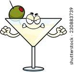 a cartoon illustration of a... | Shutterstock .eps vector #230883739