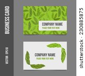 corporate identity   business...   Shutterstock .eps vector #230885875