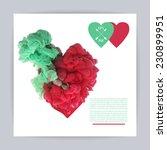template design with vector... | Shutterstock .eps vector #230899951