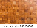 wood square texture background | Shutterstock . vector #230950309