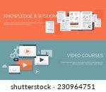 vector illustration. flat study ...   Shutterstock .eps vector #230964751