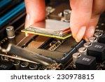 modern processor and... | Shutterstock . vector #230978815
