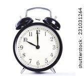 alarm clock  | Shutterstock . vector #231031264