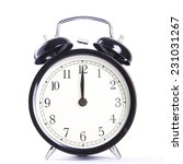 alarm clock  | Shutterstock . vector #231031267