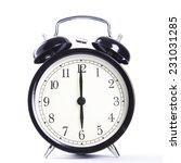 alarm clock  | Shutterstock . vector #231031285