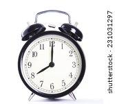 alarm clock  | Shutterstock . vector #231031297