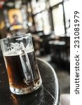 beer in a pub  germany | Shutterstock . vector #231081979