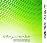green striped background | Shutterstock .eps vector #231137299