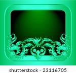 framework   Shutterstock .eps vector #23116705