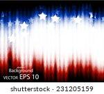 illustration of abstract... | Shutterstock .eps vector #231205159