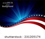 illustration of abstract... | Shutterstock .eps vector #231205174