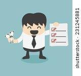 easy money | Shutterstock .eps vector #231245881