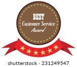 vector promo label of best... | Shutterstock .eps vector #231249547