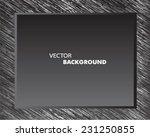 metal texture with grid... | Shutterstock .eps vector #231250855