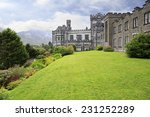 Kylemore Abbey. National Park...