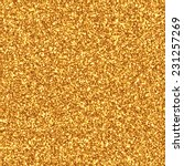 abstract gold background with... | Shutterstock .eps vector #231257269