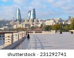 Seaside Boulevard In Baku ...