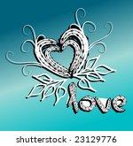 love | Shutterstock .eps vector #23129776