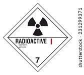 hazardous pictogram    Shutterstock .eps vector #231299371
