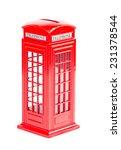 London Red Telephone Box ...
