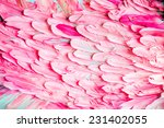 Abstract Of Feather  Pink...