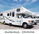 new recreational vehicles  ... | Shutterstock . vector #23141416