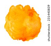 abstract watercolor art hand...   Shutterstock .eps vector #231440839